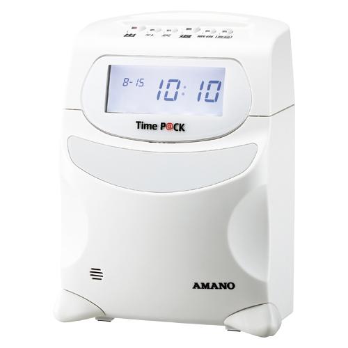 アマノ 勤怠管理ソフト付タイムレコーダー TimeP@CK3 100