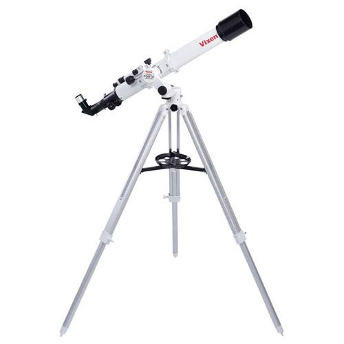 全商品ポイント3倍16日23時59分まで/ビクセン モバイルポルタ-A70Lf 天体望遠鏡(白、黒)