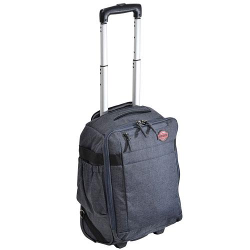 全商品ポイント3倍31日23時59分まで/代引不可 エンドー スパッソ ステップ2 リュックキャリーS スーツケース 1-031 グレー(杢調グレー)