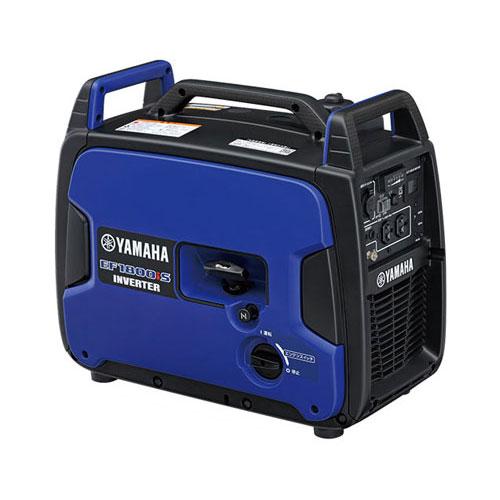 代引不可送料無料  代引不可 ヤマハ インバータ発電機 ガソリン式 防音型 EF1800iS