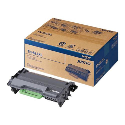 全商品ポイント3倍16日23時59分まで/ブラザー JUSTIO モノクロトナーカートリッジ TN-62JXL