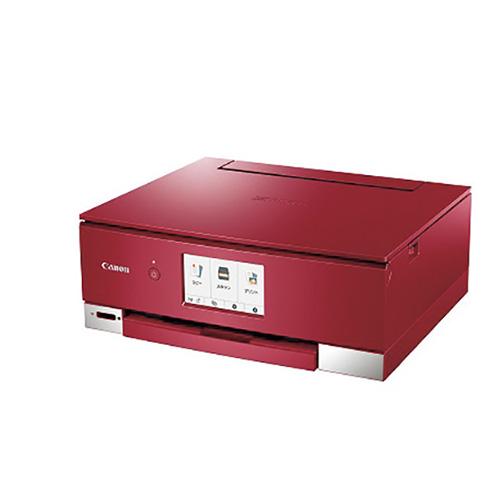 GW企画 全商品ポイント3倍開催中/キヤノン インクジェット複合機 TS8330 RED(レッド)