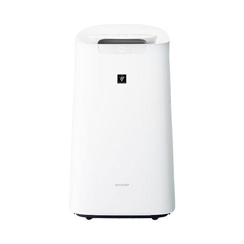 GW企画 全商品ポイント3倍開催中/代引不可 シャープ 加湿空気清浄機 プラズマクラスター25000搭載 KI-LX75-W(ホワイト系)