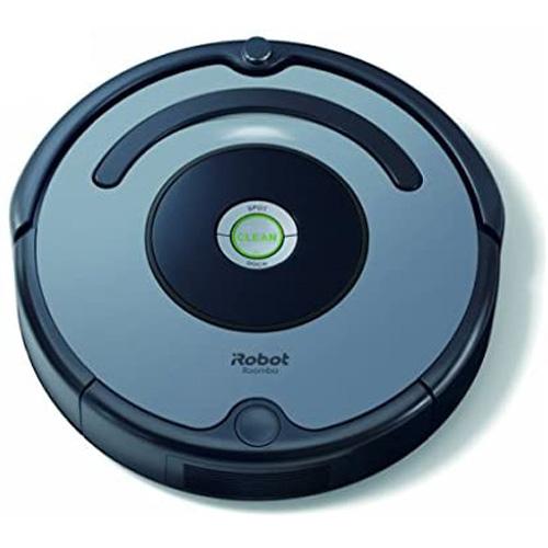 代引不可 iRobot Roomba ルンバ641 ロボット掃除機(ブルーシルバー)