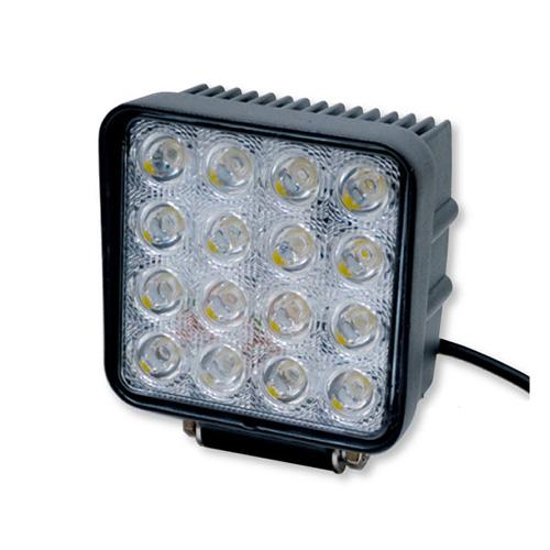送料無料 全商品ポイント3倍2月28日23時59分まで レックス 法人限定 LED荷台作業灯 LW-48 激安セール 48W 税込