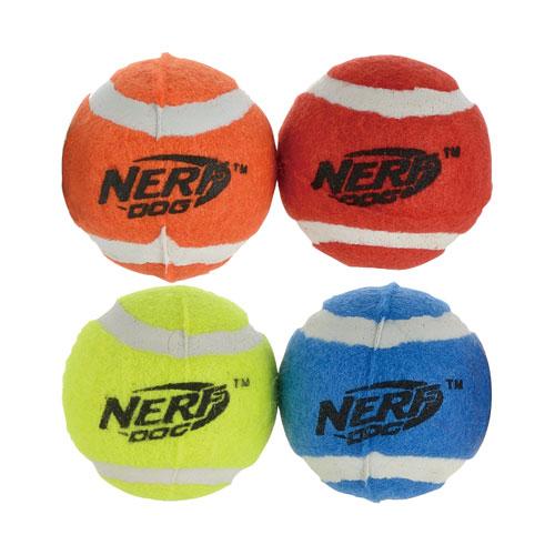 ¥6,000以上送料無料  リッチェル ナーフドッグ テニスボール 2i (4P) ペット用品