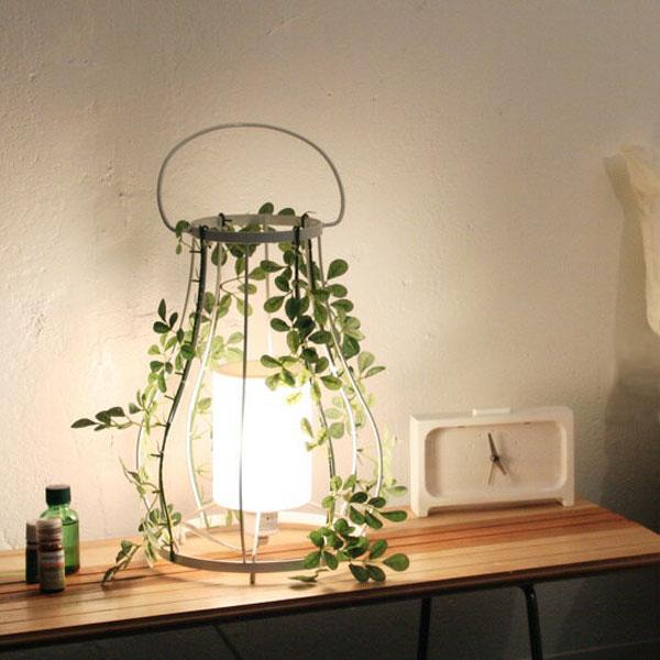アロマテーブルライト-Aroma Patio(アロマパティオ)LT3684- 照明器具 間接照明 テーブルランプ デスクランプ アロマ グリーン ナチュラル リビング 書斎 作業部屋 勉強部屋 寝室 一人暮らし ワンルーム