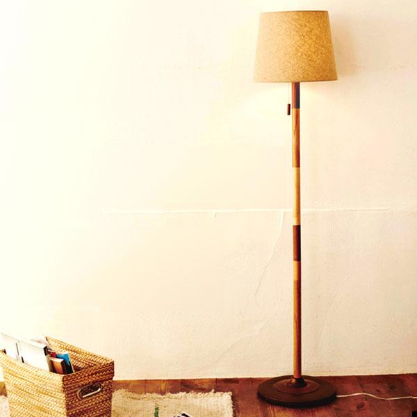 フロアスタンドライト Ferro(フェロ) LT-9310 照明器具 間接照明 フロアライト 照明器具 北欧 リビング用 居間用 寝室 ランプ ベッドサイド ナチュラル シンプル ウッド ワンルーム 一人暮らし おしゃれ