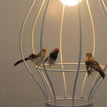 送料無料!ペンダントライト -CESTO(チェスト)LP2200- 照明器具 間接照明 インテリア照明 天井照明 ペンダントランプ リビング ダイニング 玄関 北欧 ナチュラル モダン 鳥 鳥かご シンプル