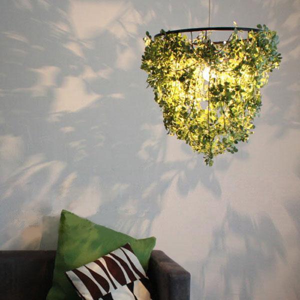 ペンダントライト MINI-FORESTI LP3000 照明器具 間接照明 インテリア照明 天井照明 リビング ダイニング ナチュラル グリーン モダン おしゃれ カフェ ワンルーム 一人暮らし