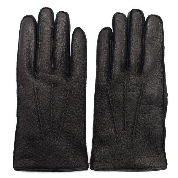 DENTS デンツ 15-1077 BLACK PEWTER 高級手袋 革手袋 防寒対策 メンズ 15-1077 BLACK PEWTER 8 レビューを書いて送料無料