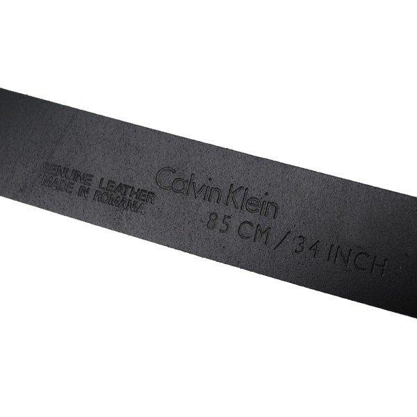 size 85Calvin Klein カルバンクライン K50K502503 001 ベルト レザー メンズtdsQhr