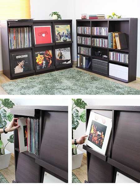 Lp storage furniture Record Collection Record Storage Shelving Records Case Record Rack Display Rack Display Rack Bookshelf Bookshelf Decoration Shelf Lp Storage Cd Storage Rack Storage Furniture Samurai Furniture Record Storage Shelving Records Case Record Rack