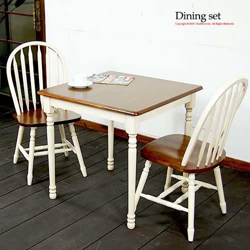 American Furniture American Dining Dining Set Windsor Chair Wooden Dining 3  Points