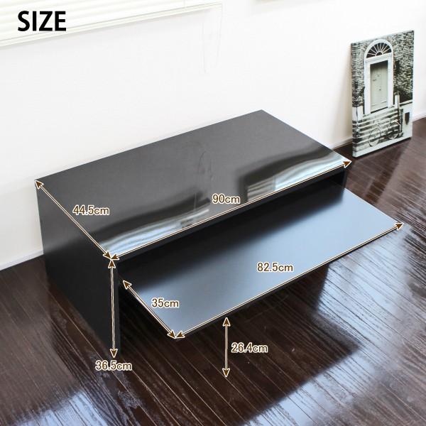 낮은 테이블 슬라이드 테이블 커피로 디스크 일본 제 로우 타입 90cm 국산 작업 책상