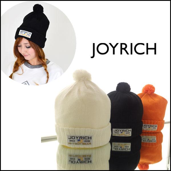 米奇老鼠 1 号 (JOYRICH) 存储富板齿轮 Pom Pom 豆豆针织帽子帽子豆豆针织帽女装男装中性 (喜悦-U1411KC)