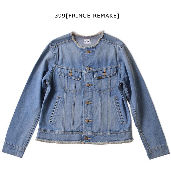Lee 리 통판 HERITAGE ORIGINAL REGULAR JACKET 유산 오리지날 레귤러 재킷 레이디스 재킷 아우터 데님 노우 칼라 G쟌봄아우터 LL1627