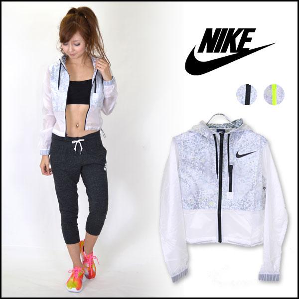 Nike (NIKE) women's city cropped Jacket Hoodie zipup na Iroon jacket sports  brand logo jogging Marathon walking gym Yoga Pilates classes practice store  ...