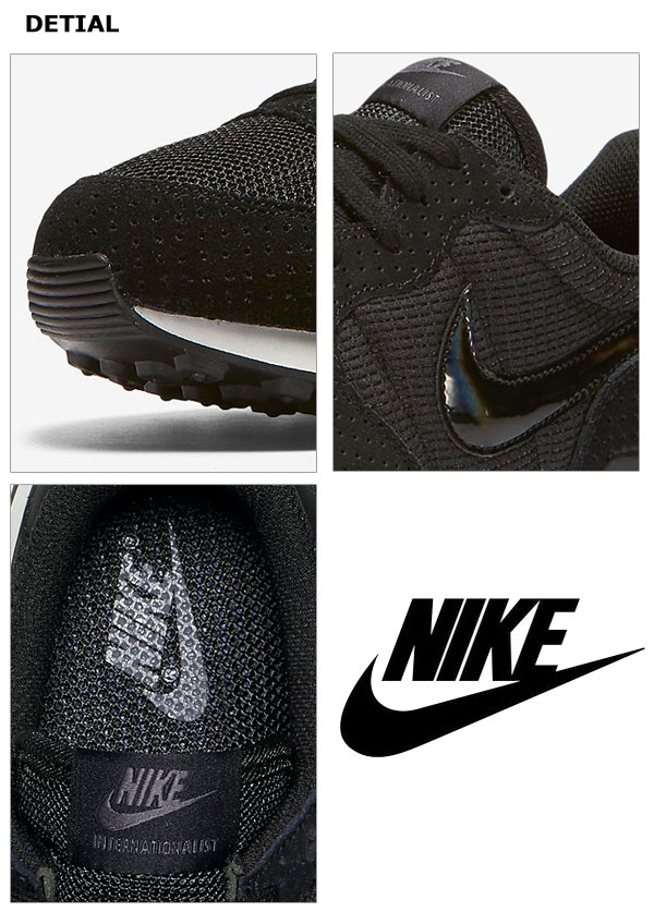 Nike NIKE sneakers mail order Nike women internationalist Lady's women  shoes sneakers shoes low-frequency