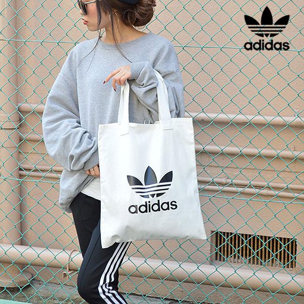 5808bb9fac DOUBLEHEART  Adidas originals adidas originals HERI TREFOIL SHOPPER ...