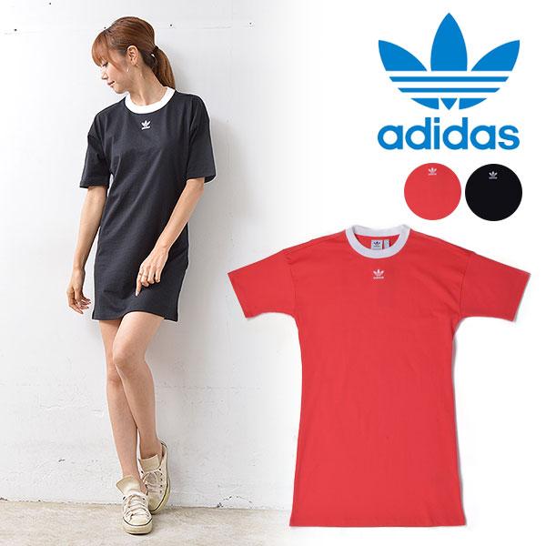 b6a5e157 DOUBLEHEART: Adidas originals adidas originals TREFOIL DRESS Lady's ...