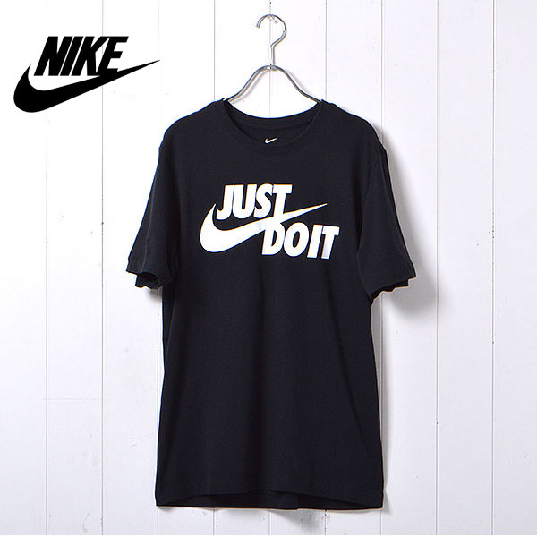 6f7c17ccd DOUBLEHEART: Nike NIKE mail order Nike JUST DO IT スウッシュ S/S T ...