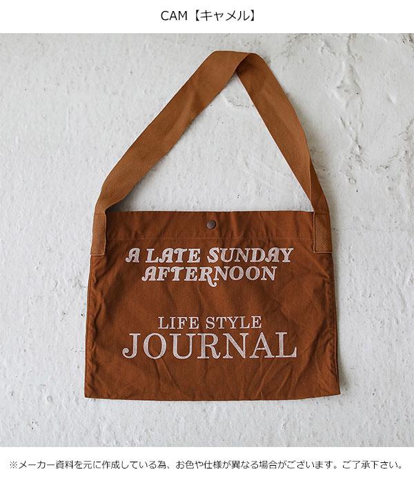 TODAYFUL today full Vintage Sacoche Bag ヴィンテージサコッシュバッグレディースバッグ bag  エコバッグサコッシュ cotton cotton cloth logo Thoth shoulder canvas Thoth Satoshi  Yoshida