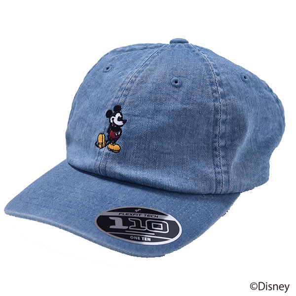 DOUBLEHEART  Levi s Levis mail order Disney collection MICKEY cap ... 8bd8f5d9c8d