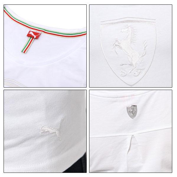 Puma Ferrari Donne Camicia rvAUSGlv