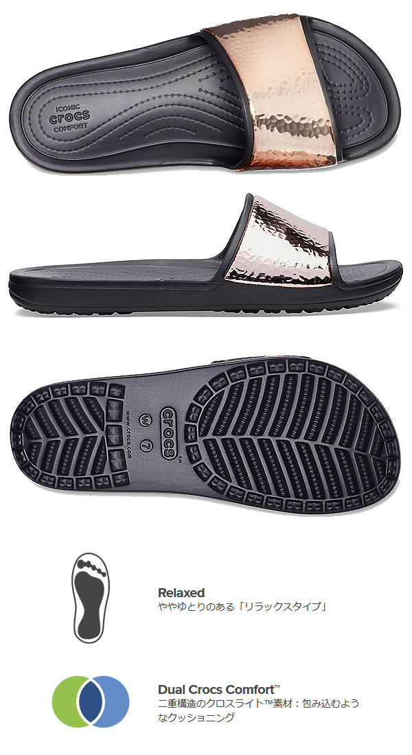 75ef2560496 Women s Crocs Sloane Graphic Slides. ◇  Characteristic  ◇ To all clocks  shoes