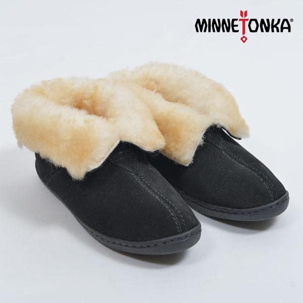 【SALE30%OFF】MINNETONKA ミネトンカ 通販 SHEEPSKIN ANKLE BOOT シープスキンアンクルブーツ レディース シューズ 靴 ブーツ シープスキン ファー ムートン もこもこ 防寒 秋冬 スエード アンクル sheepskin