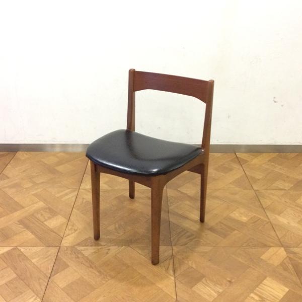 マッキントッシュダイニングチェア 1脚McIntosh Dining Chair(2911-044)【ダブルデイ/DOUBLEDAY/アンティーク/ビンテージ/チーク/家具/雑貨】