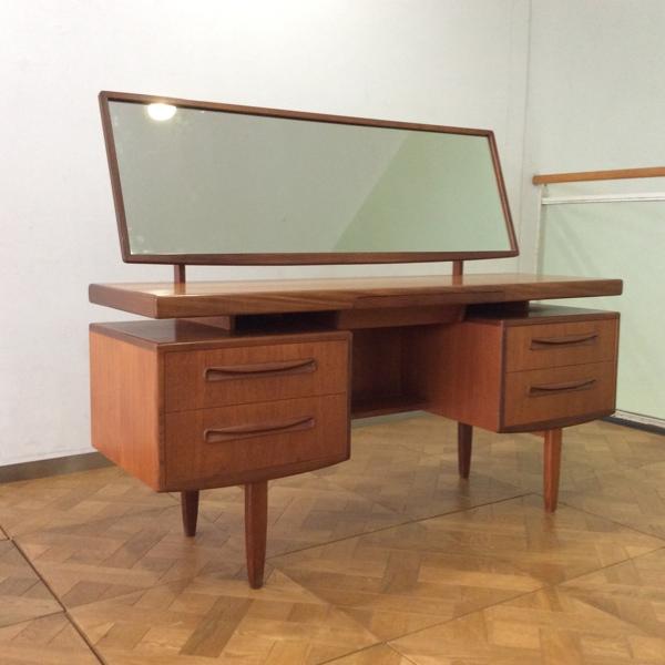 ジープラン ドレッシングテーブル G-Plan Dressing Table(2911-036)【ダブルデイ/DOUBLEDAY/アンティーク/ビンテージ/家具/雑貨)】