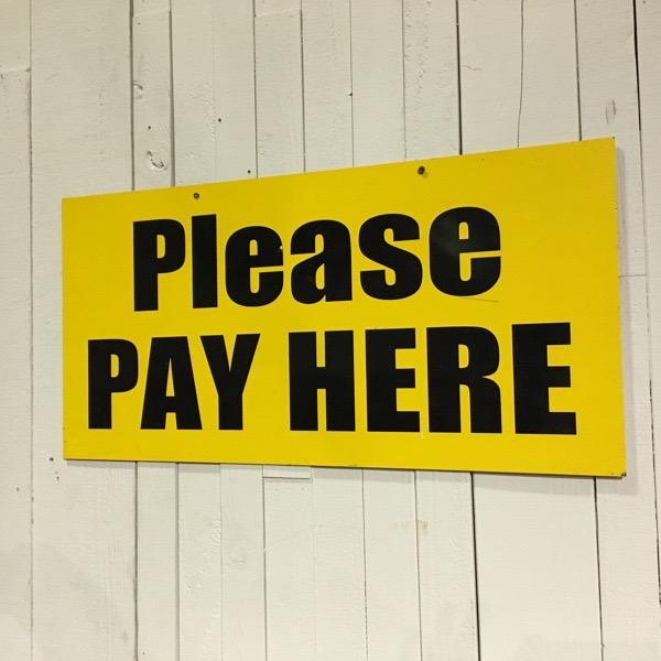 ショップサインShop Sign(2606-067)【ダブルデイ/DOUBLEDAY/アンティーク/ミッドセンチュリー/ビンテージ/イギリス/壁掛け/ポスター/WALL ART/雑貨】