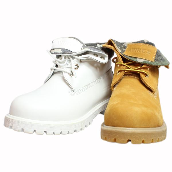 アビレックス AVIREX ブーツ 靴 3010