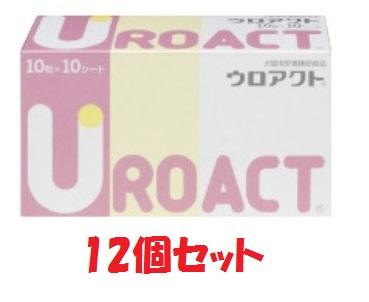 【あす楽】犬猫【ウロアクト(100粒)【×12個セット!】】犬