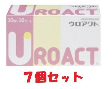 【あす楽】【ウロアクト(100粒)【×7個セット!】】犬