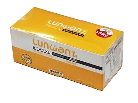 【あす楽】【ルンワンL (70粒)×2個セット】【Lunwan】【犬猫用】LR末III(ミミズ乾燥粉末)を使用した動物用健康補助食品