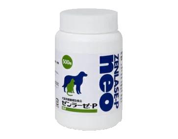 【あす楽】【ゼンラーゼ-Pneoネオ(500粒)】日本全薬工業 犬猫用健康補助食品