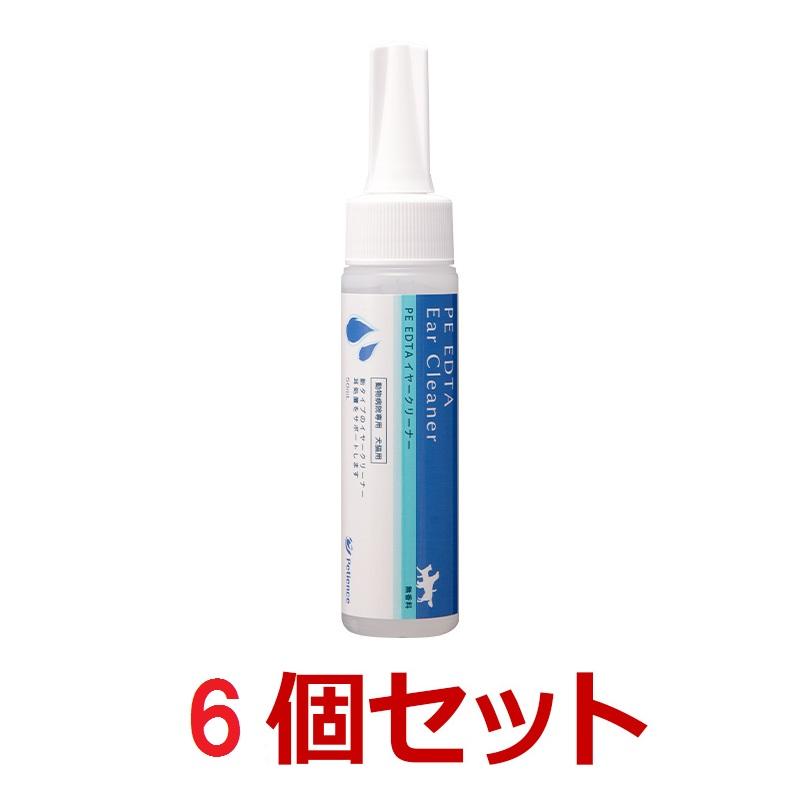 【 6個セット 】【PEEDTAイヤークリーナー】【無香料】【200mL】【ペティエンスメディカル】