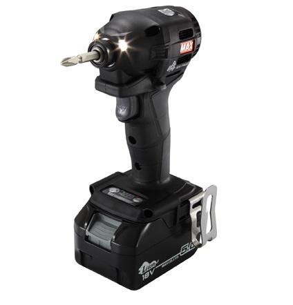 強靭な耐環境性能 MAX IEGS 18V 充電式ブラシレスインパクトドライバ ブラック 驚きの価格が実現 PJ-ID152K-B2C-1850A 5.0Ah NEW売り切れる前に☆