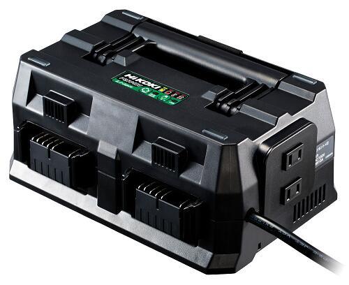 最大4個の蓄電池を同時に充電完了 Hikoki UC18YTSL 期間限定特別価格 マルチポート充電器 休日
