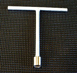 ■T型レンチ 安い 激安 プチプラ 高品質 出群 ショート 17mm■