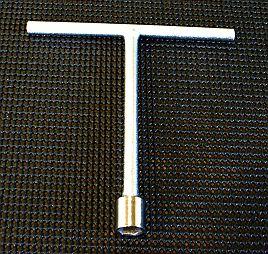 ■T型レンチ ショート 返品不可 超激得SALE 24mm■