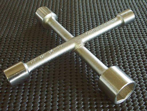 工具箱に入れておきたい SALENEW大人気 ミニクロス KDR 古寺製作所 人気 おすすめ ミニクロスレンチBOXサイズ 17 12 14 10