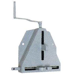 正規激安 大洋 三角バイス 小型 加工ワイヤ径16~28mm:道具屋-DIY・工具