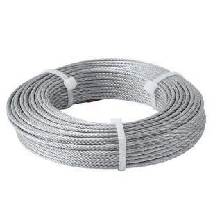 アウトワイヤロープ(JIS規格外) 6×19G/O 径4mm 長さ1000m
