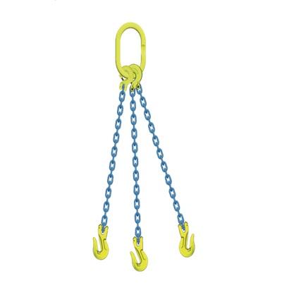 マーテック いよいよ人気ブランド 3本吊りセット 全長1.5m 期間限定お試し価格 TL3-GGA8 使用荷重4t