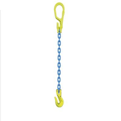 マーテック チョーク吊用チェーンスリング 使用荷重2.0t 一本吊りセット MG1-GGA8