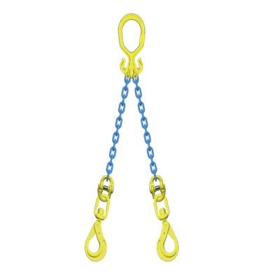 【限定製作】 マーテック チェーンスリング 使用荷重13.8t 2本吊りセット MG2-BKL16, e-宝石屋 6e99f332